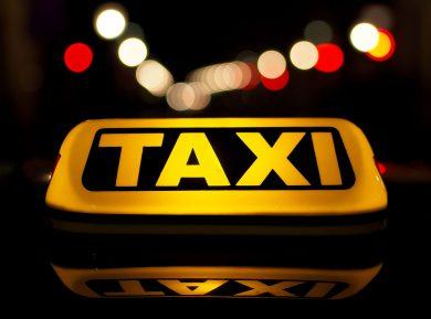 Как начать самому работать в такси?
