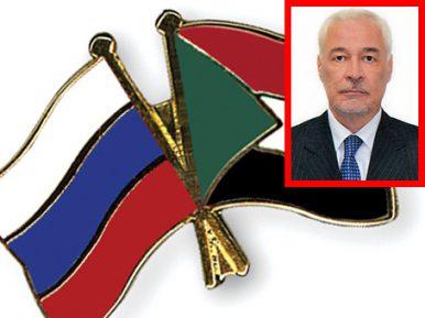В Судане таинственно умер посол России