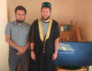 В мечети Ульяновска прошла лекция по биткоинам