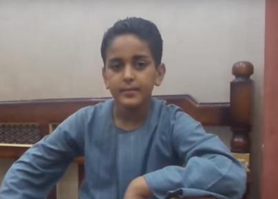 8-летний мусульманин открыл в себе фантастические сверхспособности (ВИДЕО)