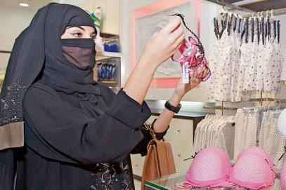 Журналисту досталось за издёвку над мусульманками, покупающими нижнее бельё