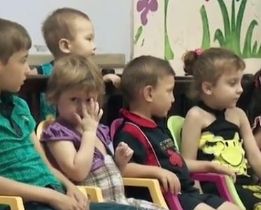 Русскоязычные дети содержатся в приюте Багдада после гибели родных