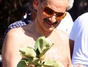 Прогрессивный саудовский принц произвел фурор в Турции (ФОТО)