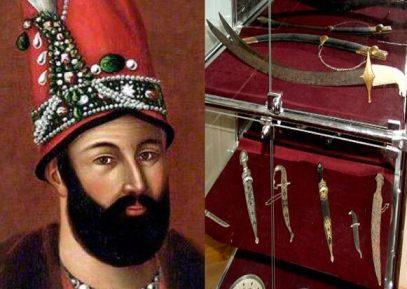 Похитившие в Дагестане саблю Надир-шаха крепко влипли
