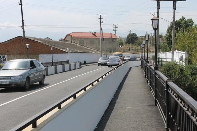 Мост после ремонта