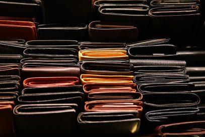 Приобретаем модный кошелек