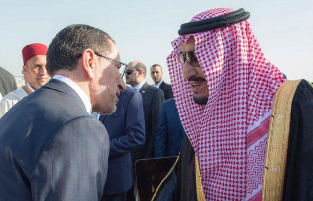Саадеддин Отмани встречает дорогого гостя