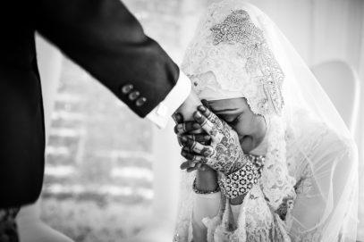 На свадьбе третьей жены