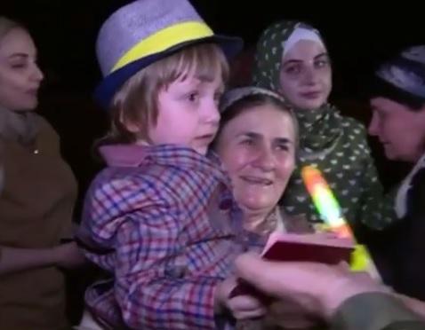 Вывезенный отцом из Российской Федерации  вИрак ребенок вылетел на отчизну