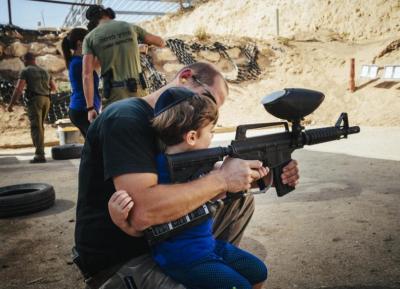 В Израиле делают деньги на «контртерроризме»