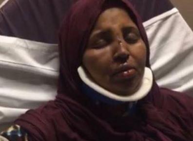 Мусульманку в хиджабе жестоко избили «за теракты»