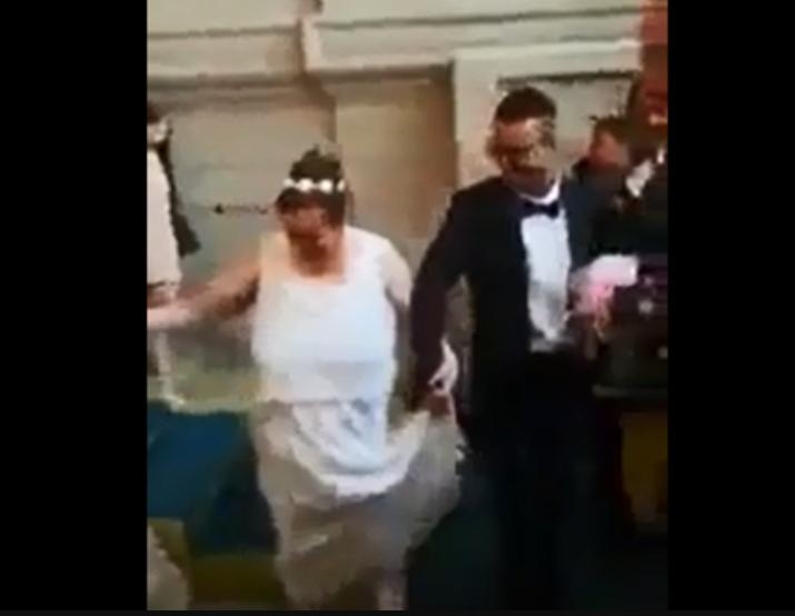 Свадьба марокканца со старушкой наделала шума в соцсетях (ВИДЕО)
