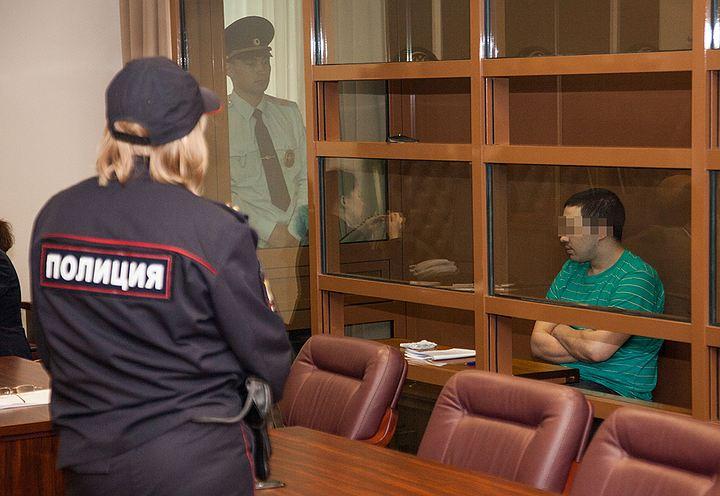 На суде Рашид полностью признал свою вину. Фото: МК