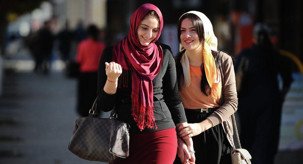 Девушкам Дагестана не нужно конкурировать за парней