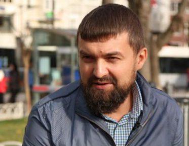 Главреда «Голоса ислама» Дмитрия Черноморченко не впустили в Украину