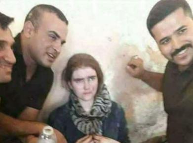 Опубликованы шокирующие фото юной европейки, которой грозит казнь из-за ИГИЛ
