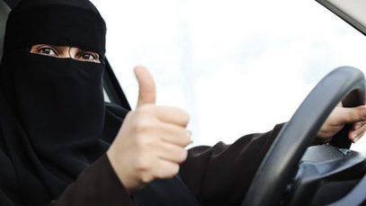 Саудитки за рулем – хитрый план преемника