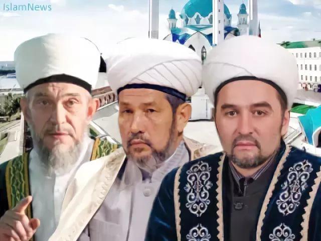 На юбилей ДУМ Татарстана не пригласили первого муфтия