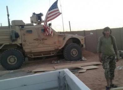 Фотосвидетельства Минобороны РФ: США хозяйничают на подконтрольных ИГИЛ территориях (ВИДЕО)