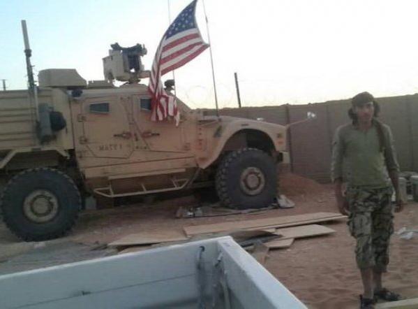 Россия не может бомбить опорные пункты ИГИЛ, так как там присутствует спецназ США