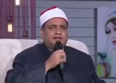 Шейх Аль-Азхара спел в прямом эфире (ВИДЕО)