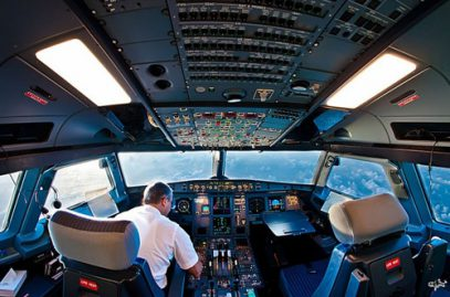 Самолет-гигант арабской авиакомпании чудом не разбился в Подмосковье