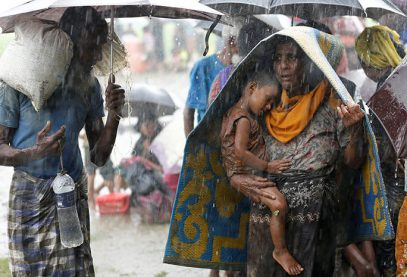 Лидер Мьянмы назвала условие возвращения мусульман рохинья в страну