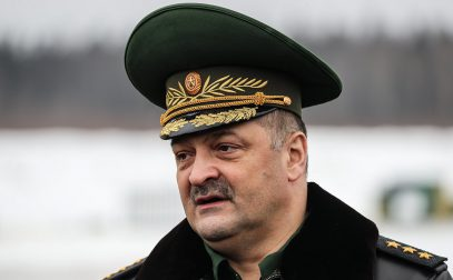 Генерал Росгвардии стал основным кандидатом на пост главы Дагестана