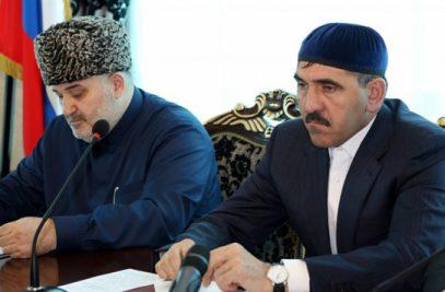 Власти Ингушетии пошли на мировую с муфтиятом