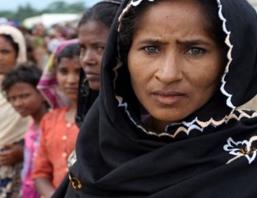 Народ рохинья преследуют несчастья – погибли 9 гуманитарных работников, прибывших им помочь