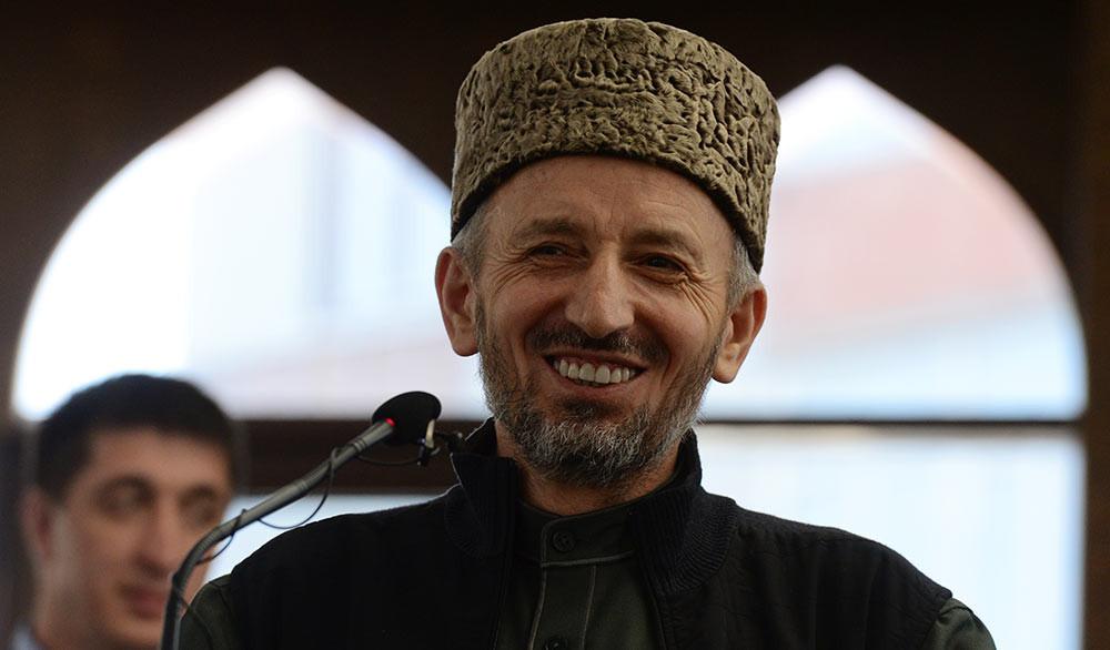 Муфтий Дагестана Ахмад Абдулаев (Фото © РИА Новости/Владимир Вяткин)