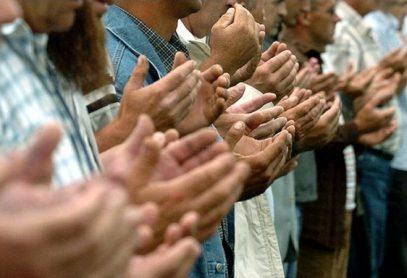 В Коми мусульмане провели мощную акцию (ВИДЕО)