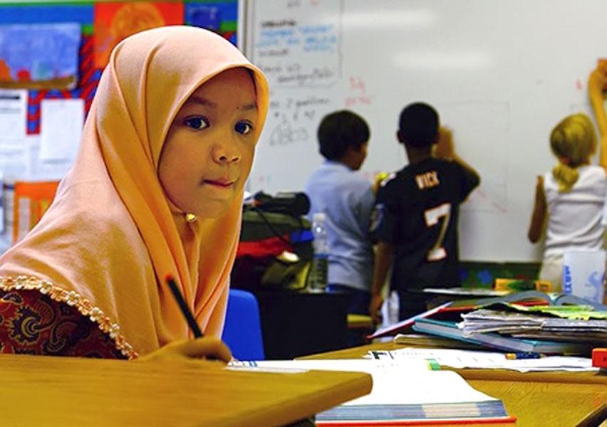 В школах Казахстана сложилась удручающая ситуация из-за запрета хиджаба