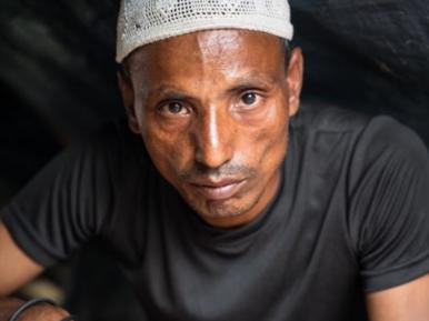 Расстрелянная мать и изнасилованная сестра. История одного беженца рохинья