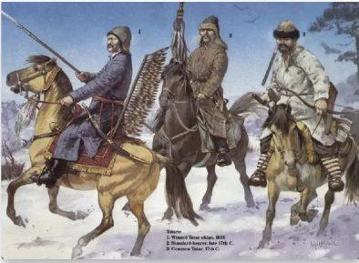 Не понаехали тут. Московская татарская служилая аристократия – служба и судьба