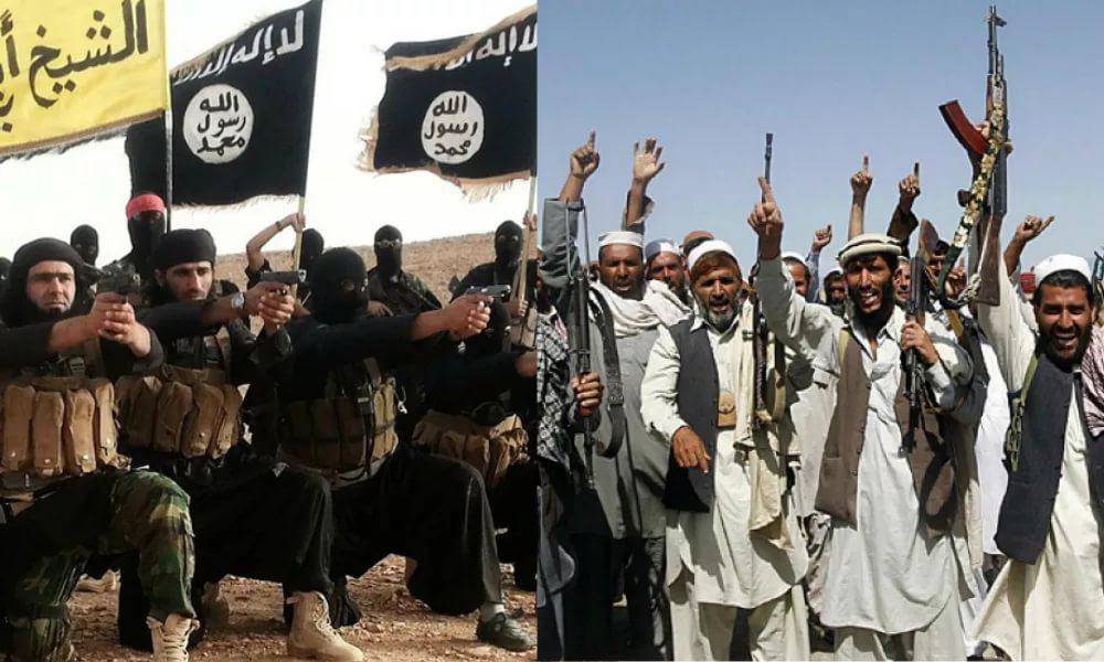 ИГИЛ и «Талибан»