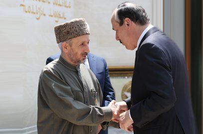 В Дагестане пройдут торжества в честь действующего муфтия Абдулаева