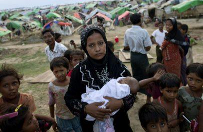 В ООН охарактеризовали ситуацию с мусульманами в Мьянме двумя словами