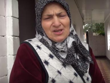 Мать Гасана Абдулахадова