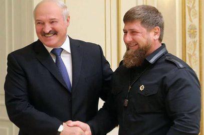 Кадыров раскрыл детали встречи с Лукашенко