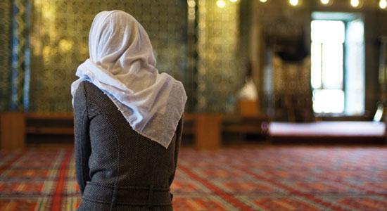 Амина стала молиться за нерадивого мужа и достигла желаемого результата