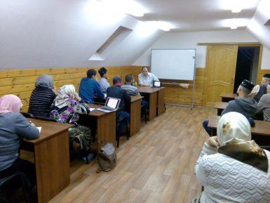 Как уберечься от экстремистов рассказали мусульманам Березовского