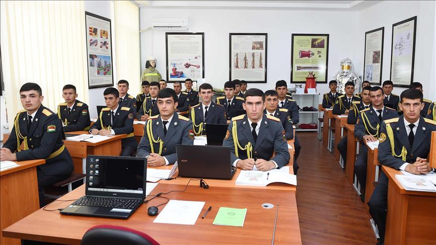 Турция модернизирует оборудование силовиков Таджикистана