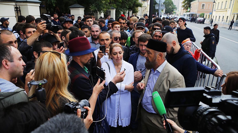 Наконец-то мусульмане смогли консолидироваться — муфтий Аширов