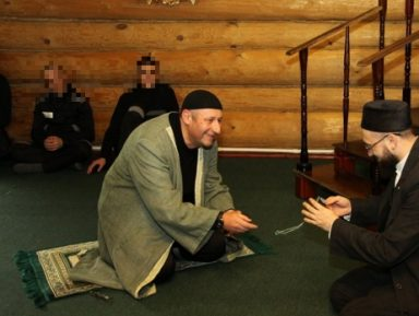 Француз исламизировался в российской тюрьме