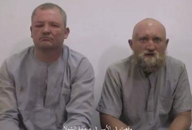 Минобороны РФ ответило на публикацию видео с плененными ИГИЛ «российскими солдатами» (ВИДЕО)