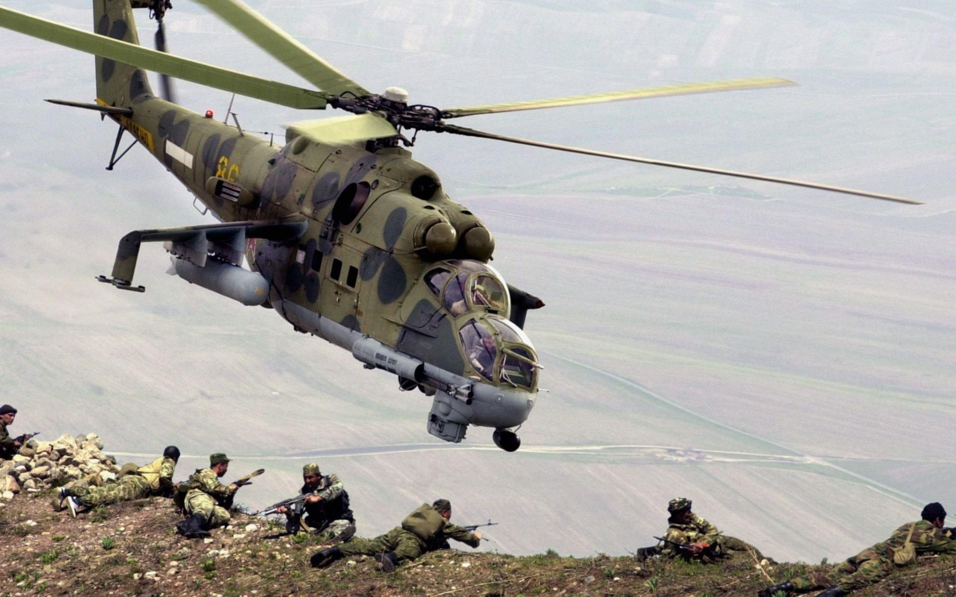 В Минобороны отрезвили ИГИЛ по поводу «сбитого» Ми-24