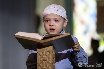 «Кяфиры» помогли провести конкурс чтецов Корана в Москве