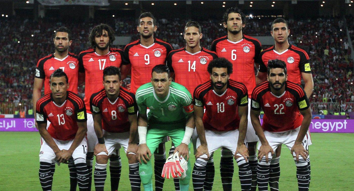 Египтяне сыграют на ЧМ в России