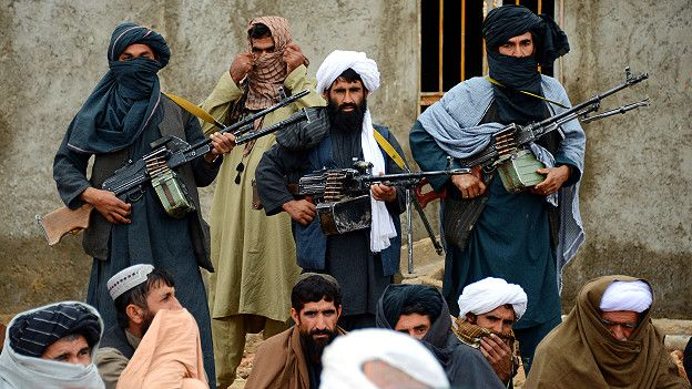 Члены «Талибана»